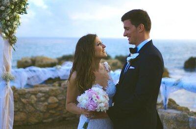 El vídeo de boda que conseguirá emocionar a todos