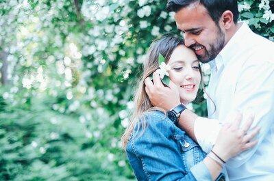 5 razões para organizar o seu casamento em pouco tempo!