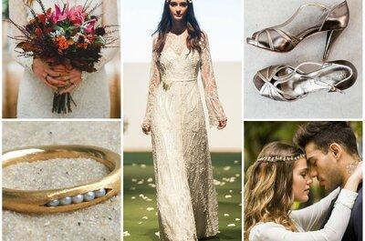 Look da semana: noiva medieval