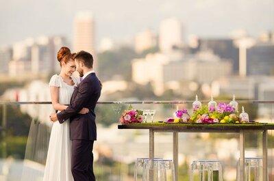 Des idées originales pour un mariage urbain : une tendance 2015