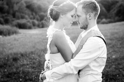 7 cosas que las novias olvidan al posar para sus fotos de boda: Toma nota para que te veas guapísima