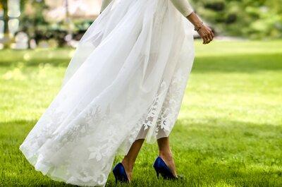¿Qué hay detrás de estas 13 supersticiones para el día de tu boda?