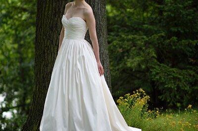 Robes de mariée Catherine Varnier 2017 : l'élégance à la française