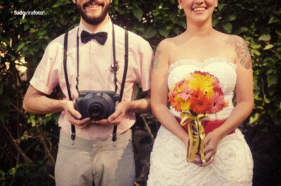 Inspirate en los más lindos ramos de novia