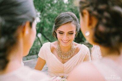 6 cosas básicas que una dama de boda NUNCA debe hacer