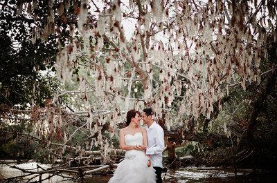 Recuerdos de tu boda cargados de sensibilidad, ¡descubre Imágenes & Sensaciones!