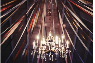 Brillo sin igual: Tendencias en iluminación para bodas 2014