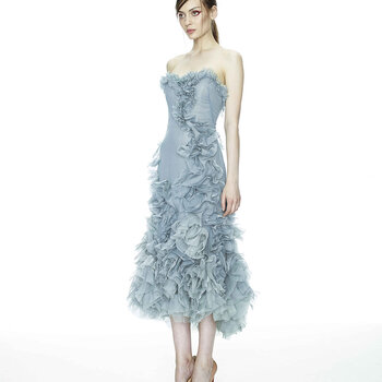 El universo paralelo de Marchesa: Estos son los hermosos vestidos de fiesta 2015
