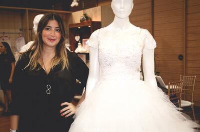 O livro que toda noiva deve ter: Carol Hungria lançará um guia de estilo inédito para noivas