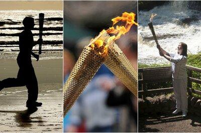 Historias reales: le pide matrimonio en la ruta de la llama olímpica de Londres 2012