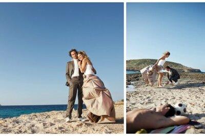 Wauw! Trouwen op Ibiza!