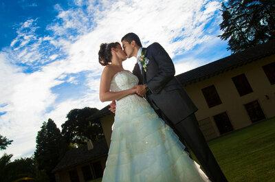 Fotografía de bodas: bodas campestres
