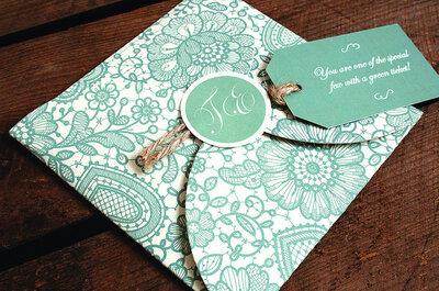 ¿Cómo elegir el mejor diseño de partes de matrimonio? 7 consejos para impresionar a todos tus invitados