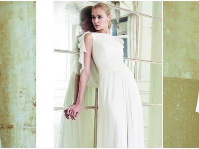Bruidsjurken van Raimon Bundó voor 2017. Prachtige ontwerpen voor jouw trouwdag!
