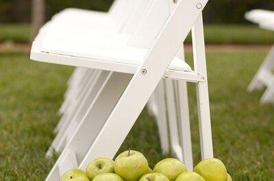 Des idées originales pour décorer votre allée nuptiale