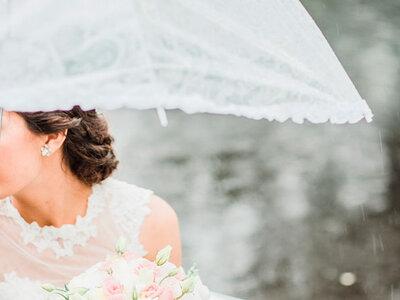 As fotografias mais bonitas de casamento de Inverno