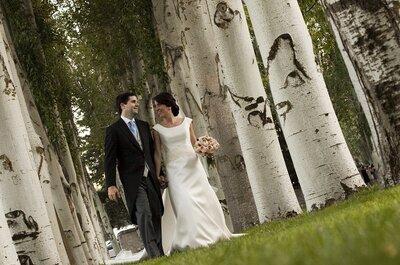 La boda de Marisa y Borja