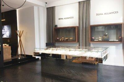 Rendez-vous dans la toute nouvelle boutique dédiée aux alliances et bagues de fiançailles à Strasbourg