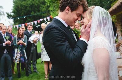 Budget-vriendelijke bruiloft: ontvang van ons 6 tips om dit mogelijk te maken!
