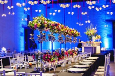Las 10 mejores banqueteras para matrimonio en Santiago de Chile