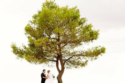 Un día a la altura de su gran amor: la boda de Isidro y Pilar