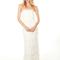 Vestido de novia 2013 largo con escote strapless