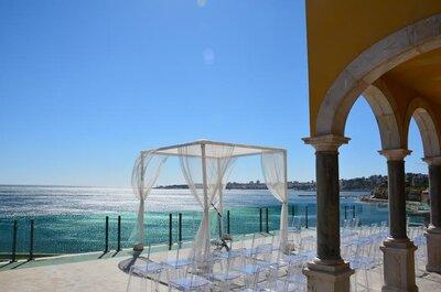 12 razões para fazer seu destination wedding na Villa Sao Paulo: o lugar perfeito em Portugal