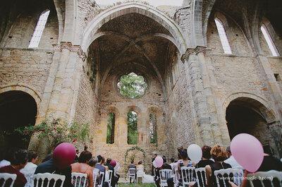 Descubre inspiradoras ideas para decorar el pasillo hacia el altar en tu boda