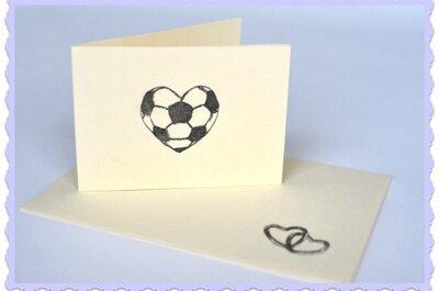 Recuerditos para boda de Fútbol soccer