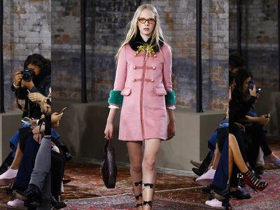 Viste la nueva colección de Gucci Crucero 2016: un diario en New York