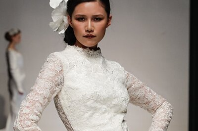 Wedding dress trends 2014 at White Gallery London