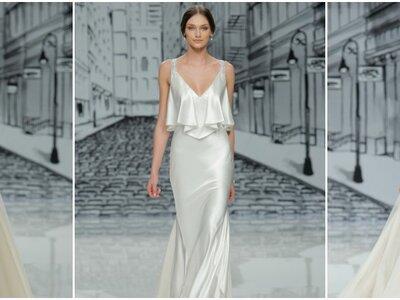 Wir zeigen Ihnen die neuen Brautkleider von Justin Alexander 2017! Klassische Silhouetten und moderne Materialien