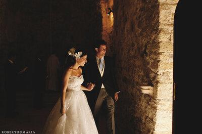 6 errores comunes al elegir tu look de novia
