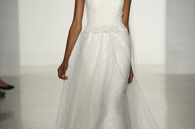 Christos: Románticos vestidos de novia 2014 para otoño