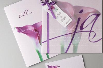 Hochzeitskarten bequem online bestellen!