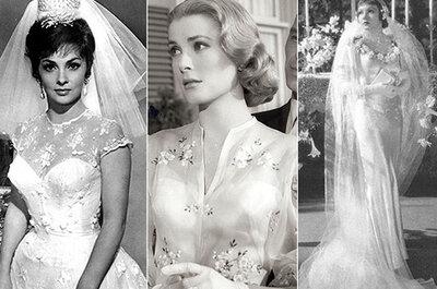 Hollywood trouwjurken zijn het meest spectaculaire