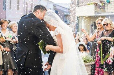 10 cose che sicuramente succederanno al tuo matrimonio: preparati per il giorno più bello della tua vita!