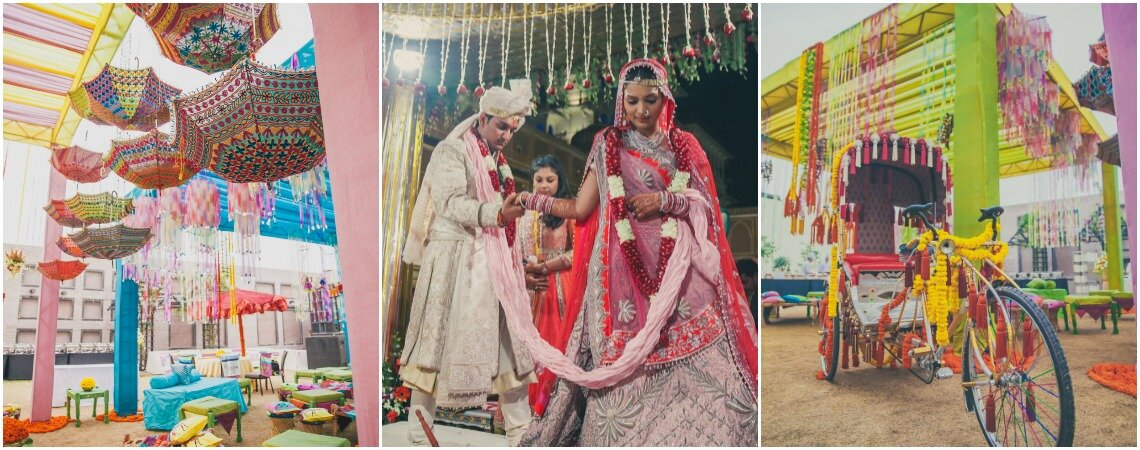Amazing Real Wedding of Nupur and Viren: The one with the fabulous memories