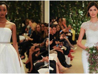 Die neue Brautmoden-Kollektion von Carolina Herrera 2016: romantisch und zart!