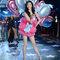 Ming Xi pour Victoria's Secret.