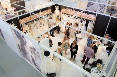 White Gallery London 2017 – Een exclusieve showroom voor de beste designs in de bruidsindustrie