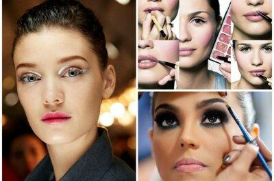 Make up-Trends: So schminkt sich die Braut 2015!