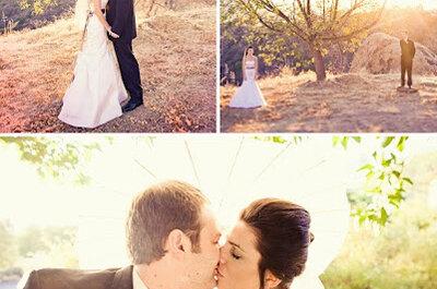Los encantos de celebrar tu matrimonio en otoño