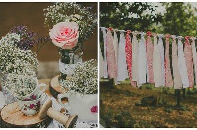 10 Tipps für deine DIY-Projekte - So wird die Hochzeitsdekoration zauberhaft schön!