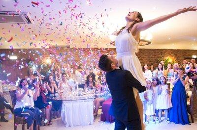 Música e Animação de Casamentos no Porto: 20 profissionais que arrasaram!