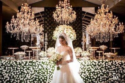 Os 6 melhores floristas de Curitiba para casamento: buquês e arranjos únicos!
