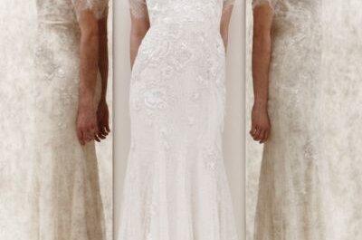 Abiti sposa Jenny Packham Spring 2013