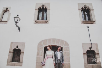 Una boda diferente, ¿por qué no? Celébrala en Espai Can Pagès