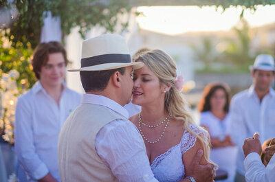 Helessandro e Aline: casamento ao ar livre celebra um amor que venceu o tempo e os obstáculos!