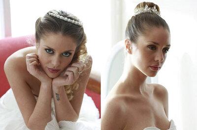 10 maquilladores y peluqueros para tu matrimonio en Santiago: Confía solo en los mejores